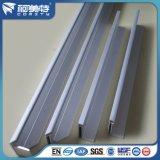 Perfis de alumínio da extrusão do standard internacional do ISO para o sistema de energia solar
