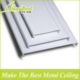 Soffitto di alluminio lineare della scheda per la decorazione esterna e dell'interno