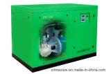 Compressore d'aria iniettato acqua della vite Cm110b 150HP