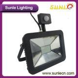 운동 측정기 (SLFAP5 SMD 20W-PIR)를 가진 옥외 20W LED 투광램프