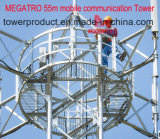 Tour de communication mobile Megatro 55m