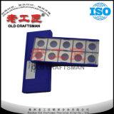 O calço do carboneto de tungstênio introduz Tnmg Snmg Dnmg