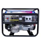 jogo de gerador portátil de refrigeração ar da gasolina da potência 2-5kw com Ce