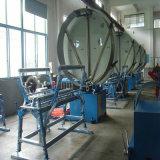 Máquina de conduta de ar HVAC para produção de tubos de ventilação