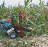 Walk-Behind Tractor montado Mini Cosechadora de maíz