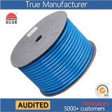 Des Polyester-TPU umsponnenes Blau Luft-des Schlauch-10*6.5