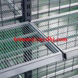 オーストラリア様式のスーパーマーケット亜鉛金属線の網の表示棚