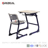 Mesa de trabajo inclinable ajustable para muebles escolares