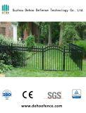Cancello della rete fissa del giardino di alta qualità per decorativo