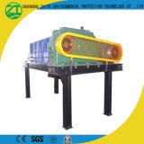 Déchiqueteur de caoutchouc machine/le pneu usagé Shredder/concasseur déchiqueteuse de la machine en plastique