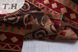 Tela del telar jacquar del Chenille de Uphostery con la viscosa para la silla y los muebles