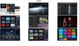 Cadre du logiciel personnalisé TV du rôdeur IPTV d'Ipremium avec Amlogic S905