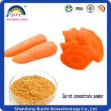 Extrato da cenoura com caroteno