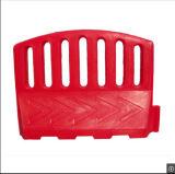 Plastiksicherheits-Sperren-Zaun mit wassergefüllter Masse-Steuerung