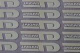 カスタム3D熱伝達の昇給のゴム製ロゴのシリコーンのロゴの印刷