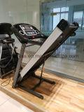 Tapis roulant de matériel de forme physique de pattes de tapis roulant motorisé par modèle neuf