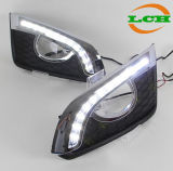 12V luces corrientes diurnas LED para Chevrolet Captiva