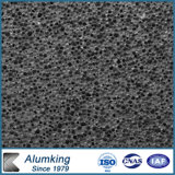 El tratamiento de madera de espuma de aluminio