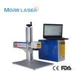 금속과 비금속을%s 세륨 승인 10W 20W 30W 50W 섬유 Laser 표하기 기계