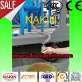 Refinaria de petróleo do motor de 30 toneladas e planta de destilação Waste