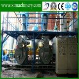 Il Ce ha approvato, buona qualità, macchina di legno della pallina del gambo di capienza di 1-1.5 tonnellate