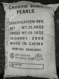Parels/Vlokken/de Stevige Fabrikant van de Bijtende Soda van 99%