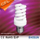 최신 판매 에너지 절약 가득 차있는 나선형 가벼운 T2 9W 11W 15W 20W E27 CFL 램프