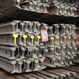 Sporen van de Spoorweg van het Staal van de zware industrie 15kg-30kg de Lichte