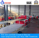 Le plus récent WPC Wall Decorative Pain Extrusion Line / Extruder Machinery