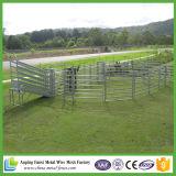 競技場の使用のための熱い浸された電流を通された牛馬のパネル