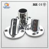 Marine Hardware Barcos de aço inoxidável Base de suporte de trilho de mão