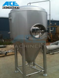 Sanitaria con camisa de glicol del tanque de fermentación (ACE-FJG-A1)