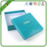 Cadre de empaquetage d'impression polychrome mignonne de qualité avec le logo gravé en relief