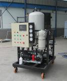 Macchina di filtrazione dell'olio di vuoto di disidratazione
