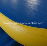 Aufblasbare Gymnastik-Matratze-Tropfen-Heftungs-Luftmatraze