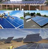 vestito monocristallino del comitato solare di Sunpower del silicone 50W per l'indicatore luminoso di via solare