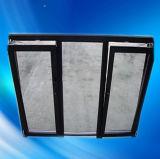 Europäisches Style UPVC Tilt und Turn Window Energy Efficient Windows