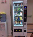 Bebidas de la capacidad grande y máquina expendedora combinada de los bocados