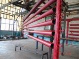 UL de naadloze Gegalvaniseerde Rode Geschilderde Pijp van het Staal voor het Systeem van de Brandbestrijding van de Sproeier