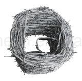 Горяч-Окунутая колючая проволока плакировкой цинка