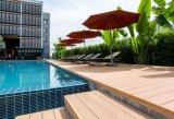 BaumaterialWPC Decking für Swimmingpool