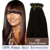 Extensão de cabelo queratina I-Tip Sedosas 20polegadas