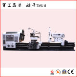 中国の専門の水平の頑丈で慣習的な旋盤(CW61125)