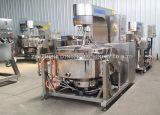 Misturador de cozimento Stirring planetário do gás automático para o molho Vegetarian
