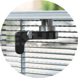 Pantalla al aire libre/ventana LED de visualización video/el panel/muestra/pared transparentes/del vidrio de interior