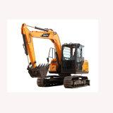 Prezzo idraulico di scavatura dell'escavatore della strumentazione di Sany 7.5ton piccolo