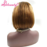 """12"""" Hand-Tied perruque bob Cheveux humains Full Lace Wig"""