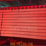Interior P3.75 (SMD) Texto de deslocamento da tela LED de cor única