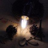cola de la vela de la bombilla 2W C35t del filamento de 4W LED