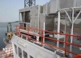 Aire marina que maneja el acondicionador de aire de unidad